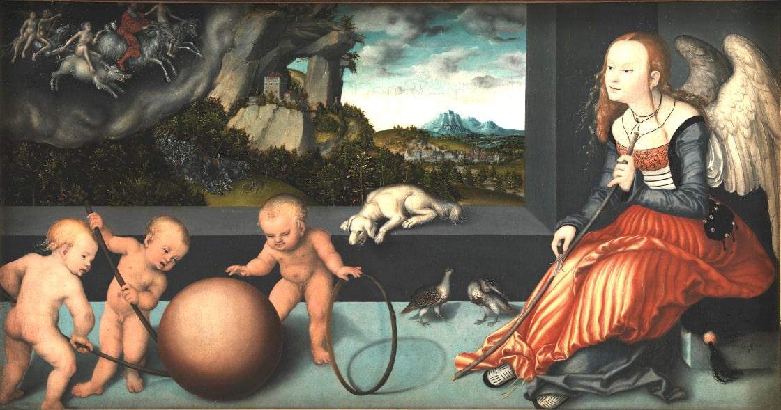 Cranach Melancholie Psychtherapie
