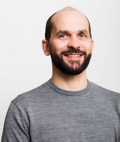 Psychotherapeut Markus Hahn