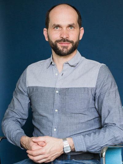 Sexualtherapeut Markus Hahn